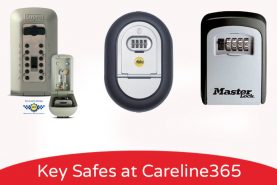 Key Safes give your home extra security