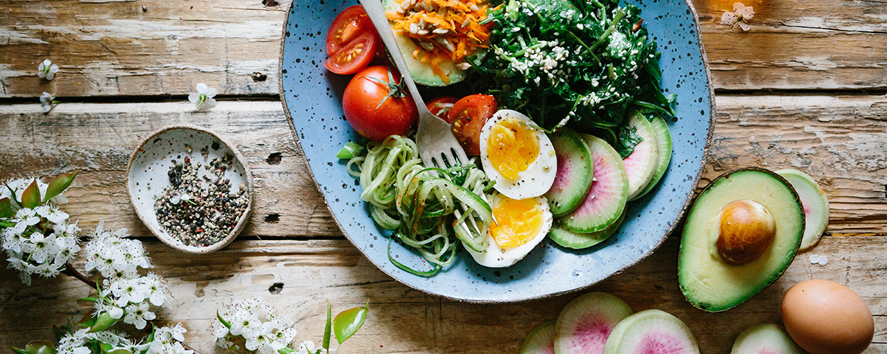 Eating Healthily for your Body