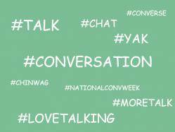 Let's get talking