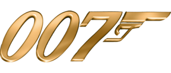 Sir Roger Moore - 007 Logo