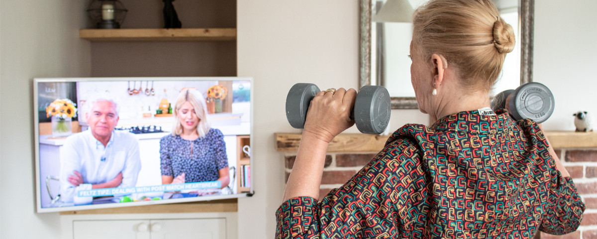 News: Elderly People need to Exercise for their health and to ease healthcare pressure