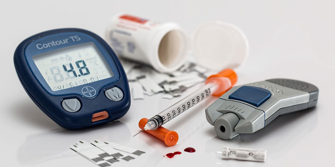Physical and Mental Health Conditions - Diabetes