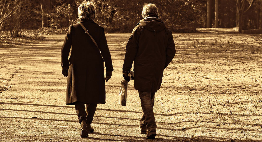 Activities for your Elderly Loved ones - Walking