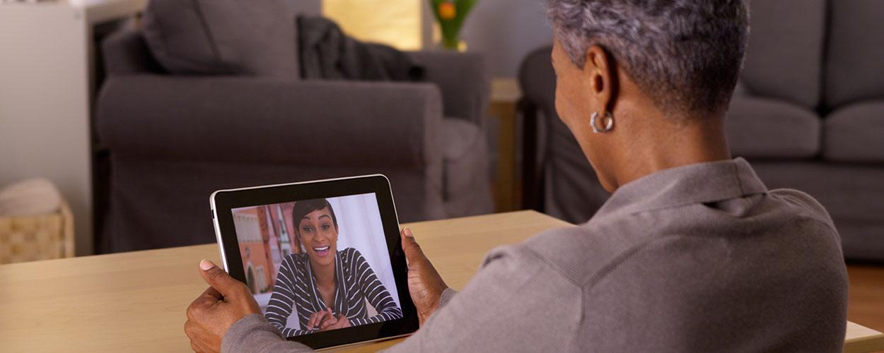 Modern Technology for the Elderly