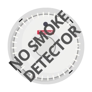 No Smoke Detectors - Careline