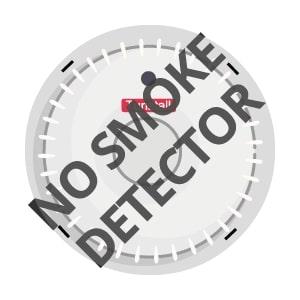 No Smoke Detectors - Careline