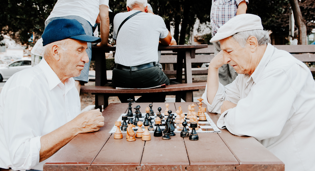 Clubs and Activity Groups For The Elderly Chess Club