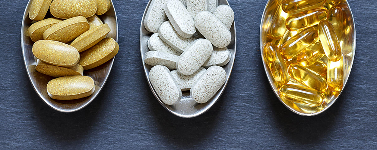 How to stay healthy: Vitamins