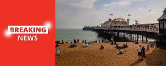 New June heat records set as heatwave heads towards UK