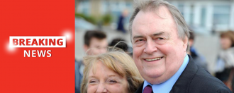 John Prescott hospitalised after suffering a stroke
