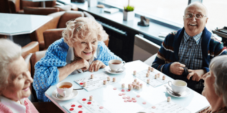 Clubs and Activity Groups for the Elderly