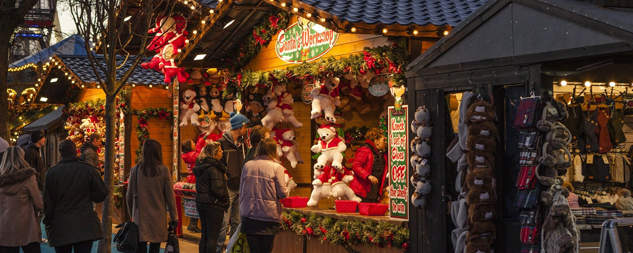 5 Best Christmas Markets UK 2019