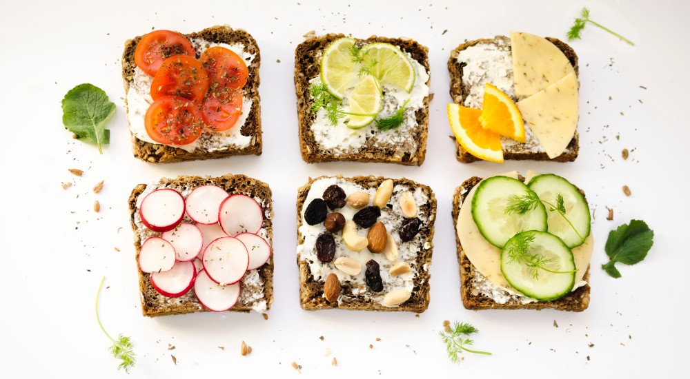 Healthy Foods for New Year's Resolution