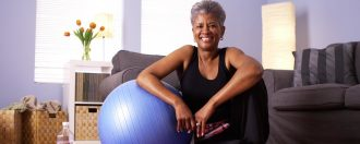 Easy Exercises for Older People at Home