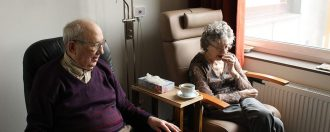 Advice for Older Carers