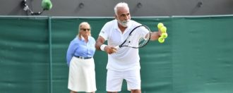 Benefits of Tennis For Older People