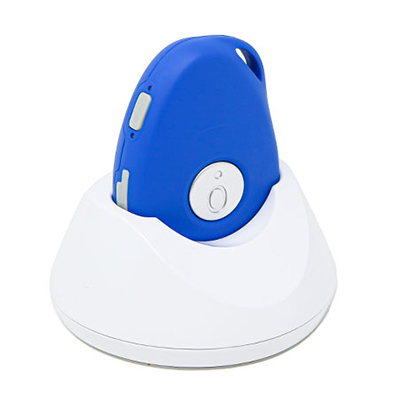 Careline GPS Alarm Blue