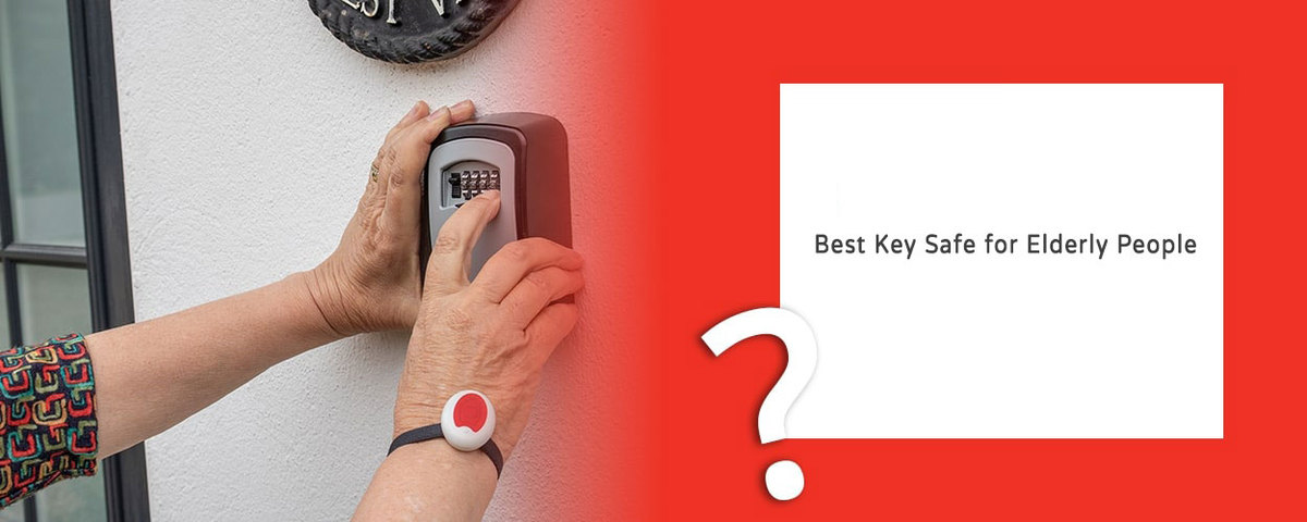 Careline Best Key Safe for Elderly People