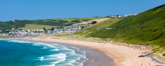 6 Best British Beaches to Visit this Summer
